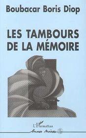 Tambours De La Memoire - Intérieur - Format classique