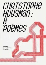 8 poèmes - Couverture - Format classique