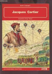 Jacques cartier -lespagnol - Couverture - Format classique