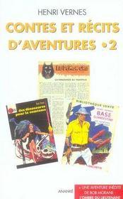 Contes et récits d'aventures t.2 - Intérieur - Format classique