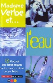 Madame Verbe Et L'Eau - Intérieur - Format classique