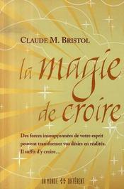 La magie de croire - Intérieur - Format classique
