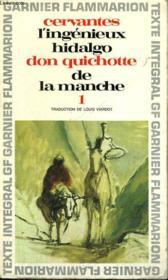 Don Quichotte de la Manche t.1 - Couverture - Format classique