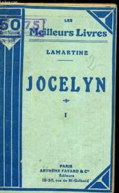 Jocelyn - Tome 1 - Couverture - Format classique