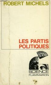 Les Partis Politiques. Collection : Science. - Couverture - Format classique