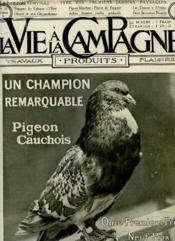 La Vie A La Campagne N° 22 - Couverture - Format classique