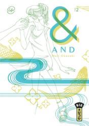 And (&) par Mari Okazaki T.2 - Couverture - Format classique