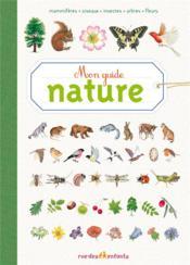 Mon guide nature - Couverture - Format classique