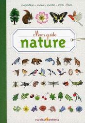 Mon guide nature - Intérieur - Format classique