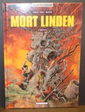 Mort Linden T.3 ; Bestiaux - Couverture - Format classique