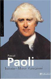 Pascal paoli pere de la patrie corse - Intérieur - Format classique