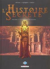 L'histoire secrète T.2 ; le château des djinns - Intérieur - Format classique