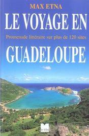 Le Voyage En Guadeloupe - Intérieur - Format classique