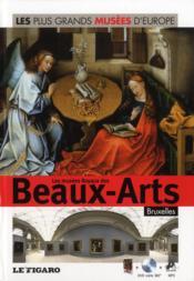 Les musées royaux des beaux-arts, Bruxelles - Couverture - Format classique