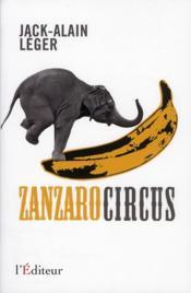Zanzaro circus - Couverture - Format classique