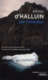 Jón l'Islandais - Couverture - Format classique