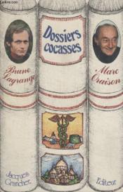 Dossiers Cocasses. - Couverture - Format classique