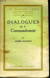 Dialogues Sur Le Commandement - Couverture - Format classique