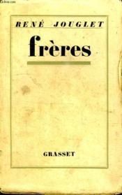 Freres. - Couverture - Format classique