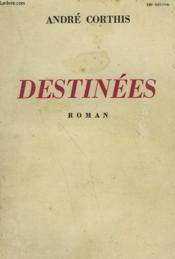 Destinees. - Couverture - Format classique