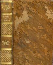 OEUVRES CHOISIES DE J. B. ROUSSEAU A L USAGE DES LYCEES ET DES ECOLES SECONDAIRES Stereotype d'Herhan. - Couverture - Format classique