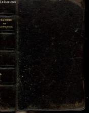 Recueil De Psaumes Et Cantiques Pour Le Culte Des Eglises Reformees De France. Avec Supplement. - Couverture - Format classique