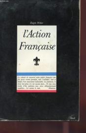 L'Action Francaise - Couverture - Format classique