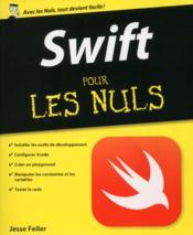 Swift pour les nuls - Couverture - Format classique
