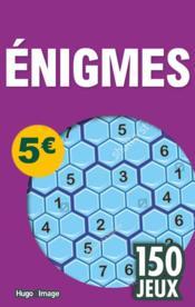 150 jeux ; drôles d'énigmes - Couverture - Format classique
