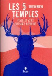 Les 5 temples - Couverture - Format classique