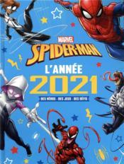 Spider-Man ; l'année 2021 - Couverture - Format classique