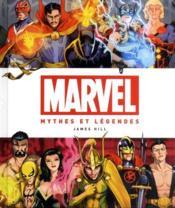 Marvel ; mythes et légendes - Couverture - Format classique