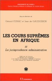Cours supremes afrique 3 - Couverture - Format classique