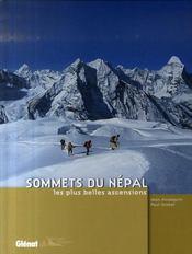 Sommets du Népal ; les plus belles ascensions - Intérieur - Format classique