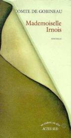 Mademoiselle irnois - Couverture - Format classique
