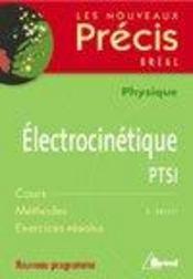 Electrocinetique - Intérieur - Format classique
