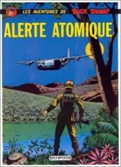 Les aventures de Buck Danny T.34 ; alerte atomique - Couverture - Format classique