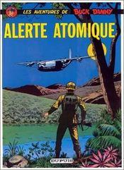 Les aventures de Buck Danny T.34 ; alerte atomique - Intérieur - Format classique