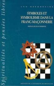 Symboles Et Symbolisme Dans La Franc-Maconnerie T2 - Couverture - Format classique