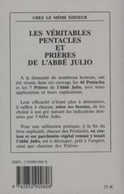 Prières liturgiques - 4ème de couverture - Format classique