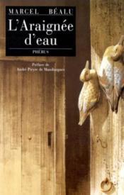 L Araignee D Eau - Couverture - Format classique