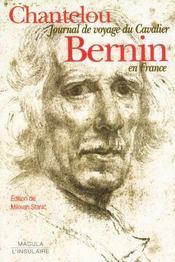Journal de voyage du cavalier Bernin en France - Intérieur - Format classique