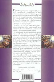 Rennes le-château - 4ème de couverture - Format classique