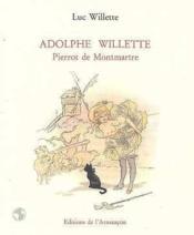 Adolphe willette - Couverture - Format classique