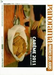 Careme 2011 Pdj - Couverture - Format classique