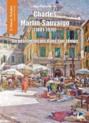 Charlesmartin sauvaigo (1881-1970) - Couverture - Format classique