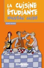 Nouveau guide de la cuisine étudiante - Couverture - Format classique