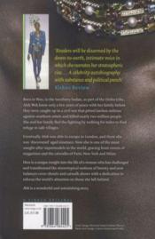 Alek - Sudanese Refugee To International Supermodel - 4ème de couverture - Format classique