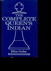 The Complete Queen S Indian - Couverture - Format classique