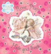 Flower fairies friends: rose plays hide and seek - Couverture - Format classique
